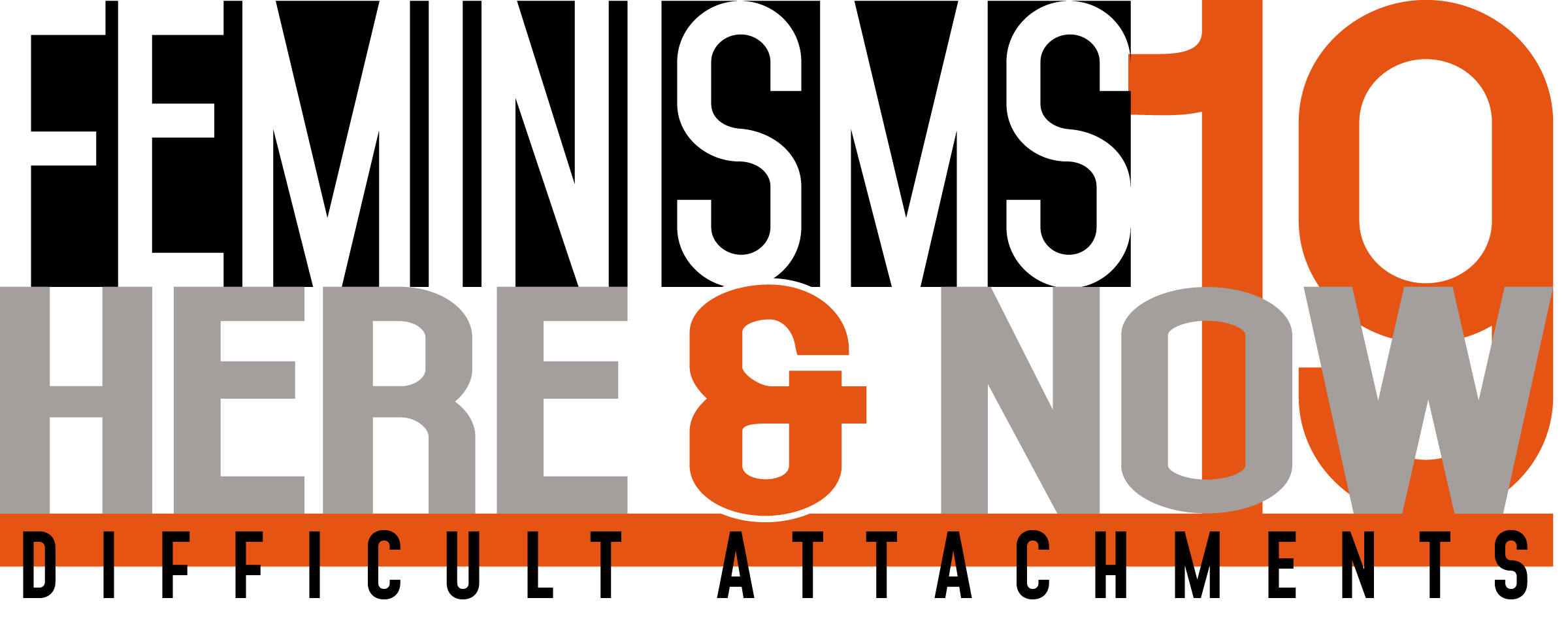 Feminisms Here & Now Conference